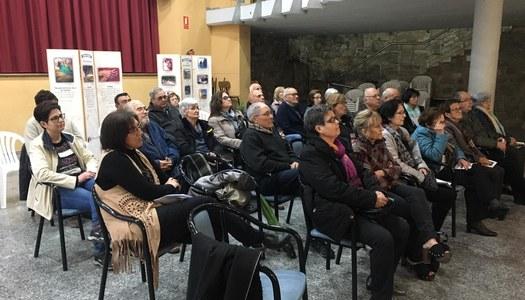 Biosca, darrer municipi de la Segarra, que acull la xerrada La Marinada de la Campanya Tracta'm bé del Consell Comarcal de la Segarra.