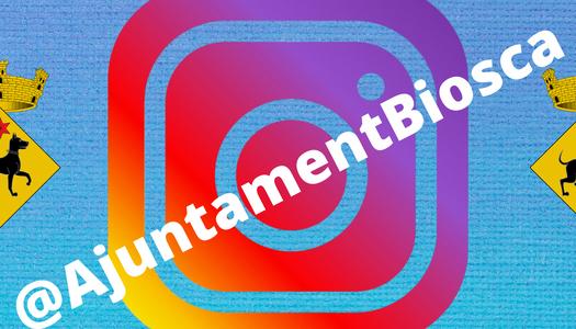 Biosca estrena Instagram