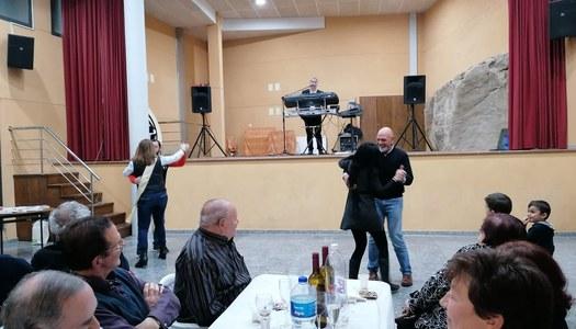 Seixanta cinc persones prenen part a la Festa de Santa Águeda