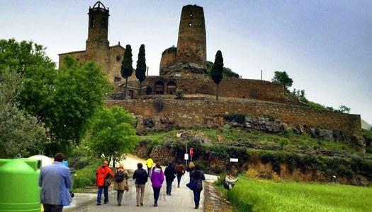El castell de LLoberola
